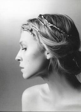Headband-Maison Michel-AH 2011