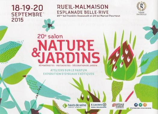 20éme salon Nature et Jardin 2015