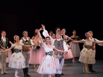 Peck-Balanchine final