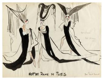 Yves_saint_laurentcroquis_de_costumes_pour_les_dames_notre_dame_de_