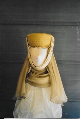 coiffe de Christine de Pisan