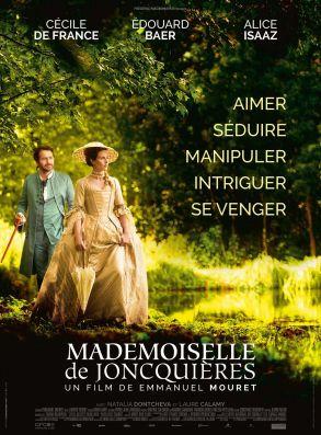 affiche du film : Mademoiselle de Joncquières